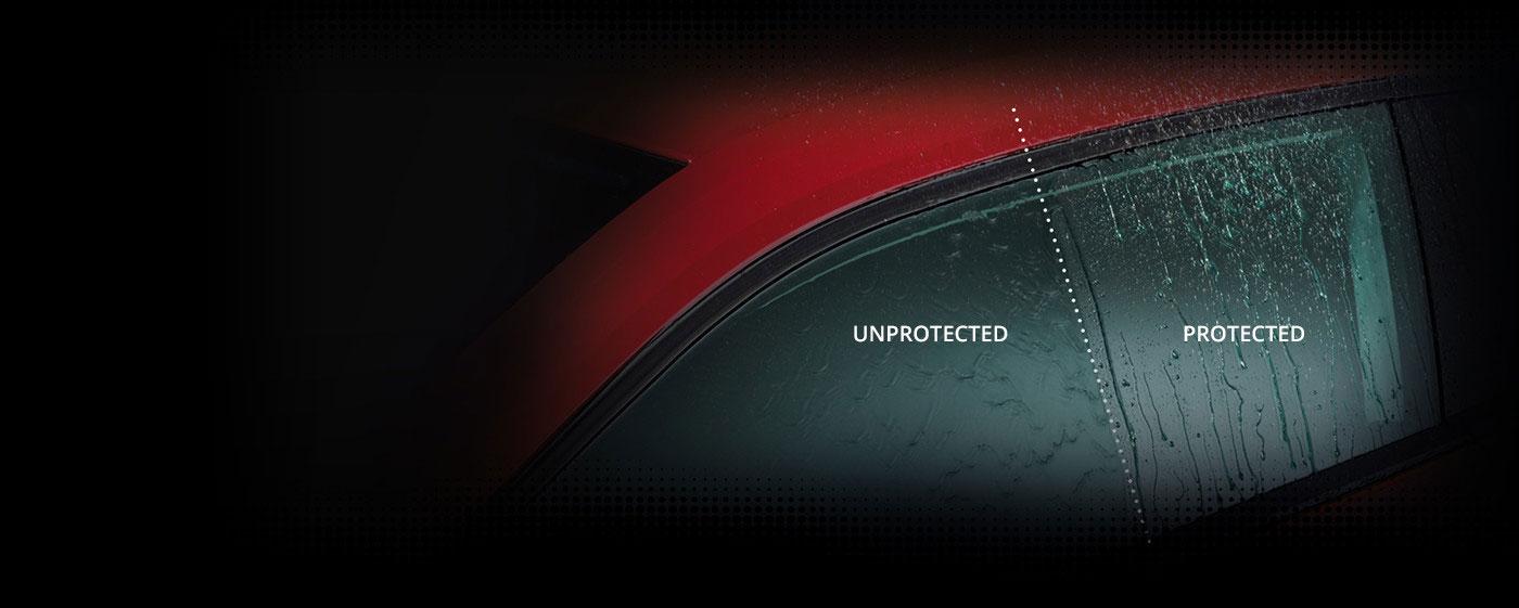 Protection des vitres autoglym carbon shield
